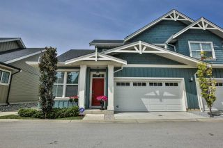 """Photo 1: 41 22057 49 Avenue in Langley: Murrayville Townhouse for sale in """"HERITAGE"""" : MLS®# R2493001"""