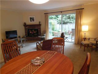 """Photo 7: 2331 MOUNTAIN Highway in North Vancouver: Lynn Valley Townhouse for sale in """"Yorkwood Park"""" : MLS®# V1015049"""