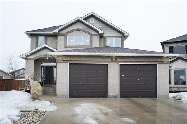 Photo 1: Photos: 18 Greyhawk Cove in Winnipeg: South Pointe Residential for sale (1R)  : MLS®# 1907959