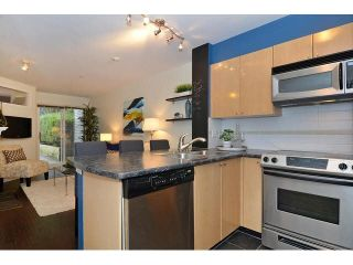 "Photo 8: 108 3278 HEATHER Street in Vancouver: Cambie Condo for sale in ""THE HEATHERSTONE"" (Vancouver West)  : MLS®# V1116295"