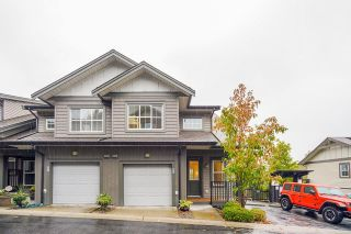 """Main Photo: 25 11176 GILKER HILL Road in Maple Ridge: Cottonwood MR Townhouse for sale in """"Blue Tree Homes at Kanaka Creek"""" : MLS®# R2626620"""