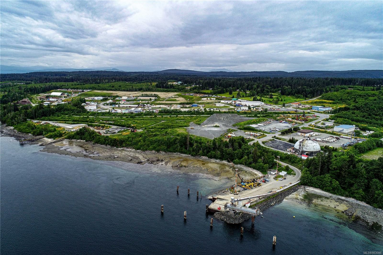 Photo 6: Photos: 4300 Midport Rd in : CR Campbell River North Business for sale (Campbell River)  : MLS®# 863086