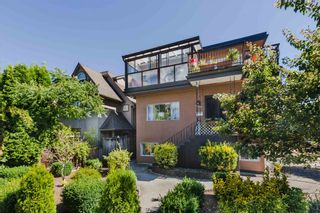 Photo 2: 4058 ALBERT Street in Burnaby: Vancouver Heights Multi-Family Commercial for sale (Burnaby North)  : MLS®# C8039082