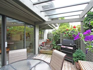 Photo 19: 1803 GREER Avenue in Vancouver: Kitsilano Townhouse for sale (Vancouver West)  : MLS®# V904936