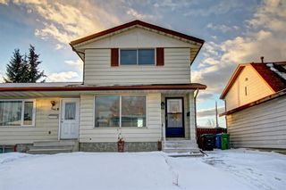 Main Photo: 563 Aboyne Crescent NE in Calgary: Abbeydale Semi Detached for sale : MLS®# A1071517