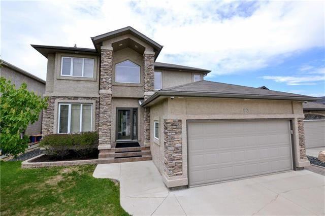 Main Photo: 93 Mardena Crescent in Winnipeg: Van Hull Estates Residential for sale (2C)  : MLS®# 1913844