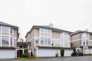 "Photo 1: 35 5950 OAKDALE Road in Burnaby: Oaklands Townhouse for sale in ""HEATHERCREST"" (Burnaby South)  : MLS®# R2536140"