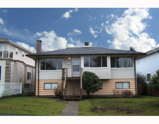 """Main Photo: 1858 UPLAND Drive in Vancouver: Fraserview VE House for sale in """"FRASERVIEW"""" (Vancouver East)  : MLS®# V757797"""