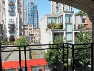 "Photo 10: 506 1275 HAMILTON Street in Vancouver: Yaletown Condo for sale in ""ALDA"" (Vancouver West)  : MLS®# V903337"