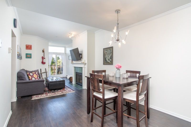 """Main Photo: 411 3638 W BROADWAY in Vancouver: Kitsilano Condo for sale in """"CORAL COURT"""" (Vancouver West)  : MLS®# R2461074"""