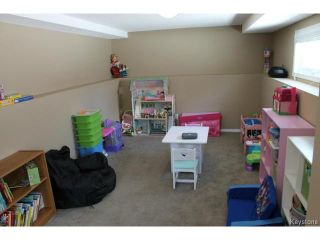 Photo 14: 70 Hindley Avenue in WINNIPEG: St Vital Residential for sale (South East Winnipeg)  : MLS®# 1504801