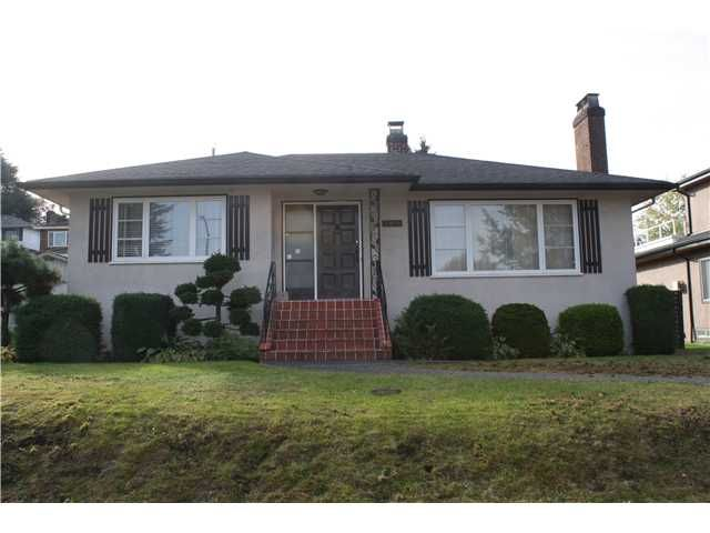 Main Photo: 3868 NITHSDALE Street in Burnaby: Burnaby Hospital House for sale (Burnaby South)  : MLS®# V1089385