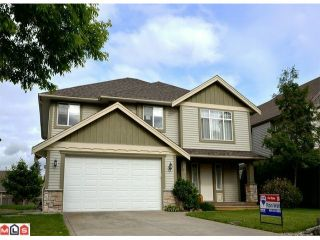 "Photo 1: 2873 SHUTTLE Street in ABBOTSFORD: Aberdeen House for sale in ""WEST ABBY STATION"" (Abbotsford)  : MLS®# F1215922"