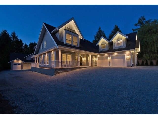 """Main Photo: 23679 40TH Avenue in Langley: Campbell Valley House for sale in """"East Murrayville"""" : MLS®# F1440315"""