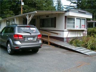 """Photo 2: 74 20071 24TH Avenue in Langley: Brookswood Langley Manufactured Home for sale in """"FERNRIDGE PARK"""" : MLS®# F1450529"""