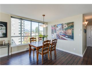 "Photo 7: # 603 408 LONSDALE AV in North Vancouver: Lower Lonsdale Condo for sale in ""The Monaco"" : MLS®# V1030709"