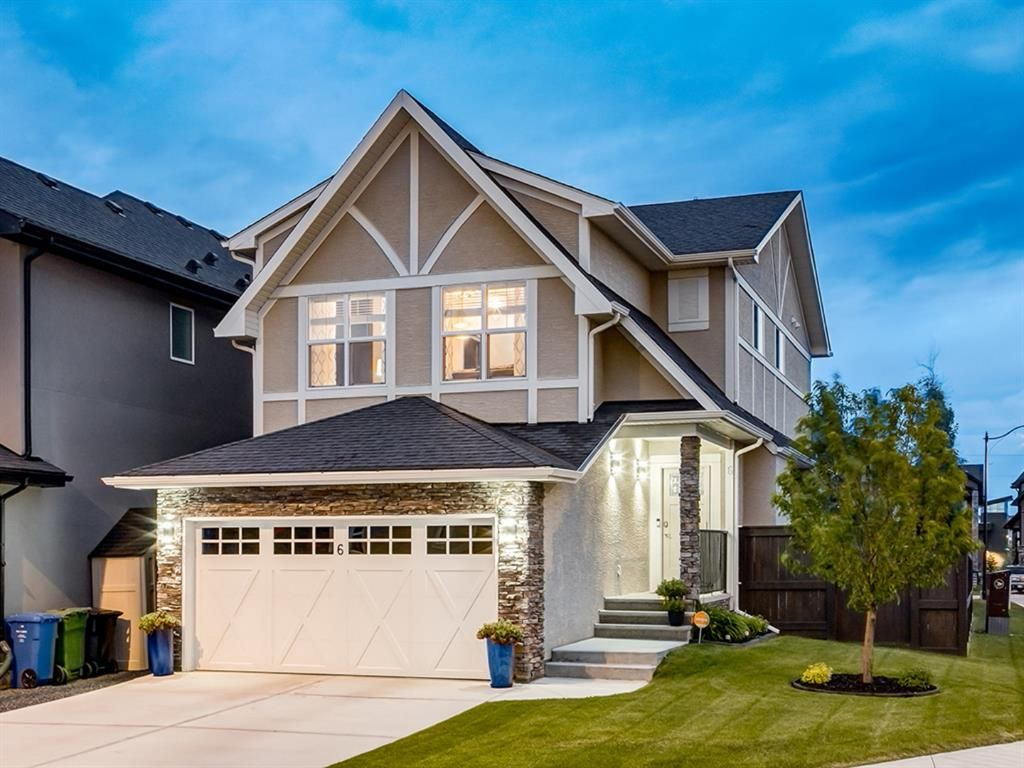 Main Photo: 6 SAGE MEADOWS Way NW in Calgary: Sage Hill Detached for sale : MLS®# A1009995