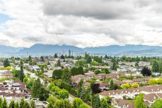"""Photo 2: 2001 5470 ORMIDALE Street in Vancouver: Collingwood VE Condo for sale in """"WALL CENTRE"""" (Vancouver East)  : MLS®# R2583172"""