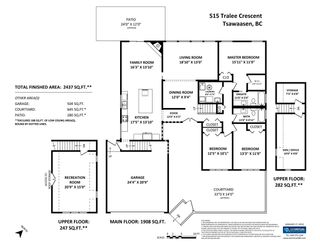 Photo 38: 515 TRALEE CRESCENT in Delta: Pebble Hill House for sale (Tsawwassen)  : MLS®# R2533847