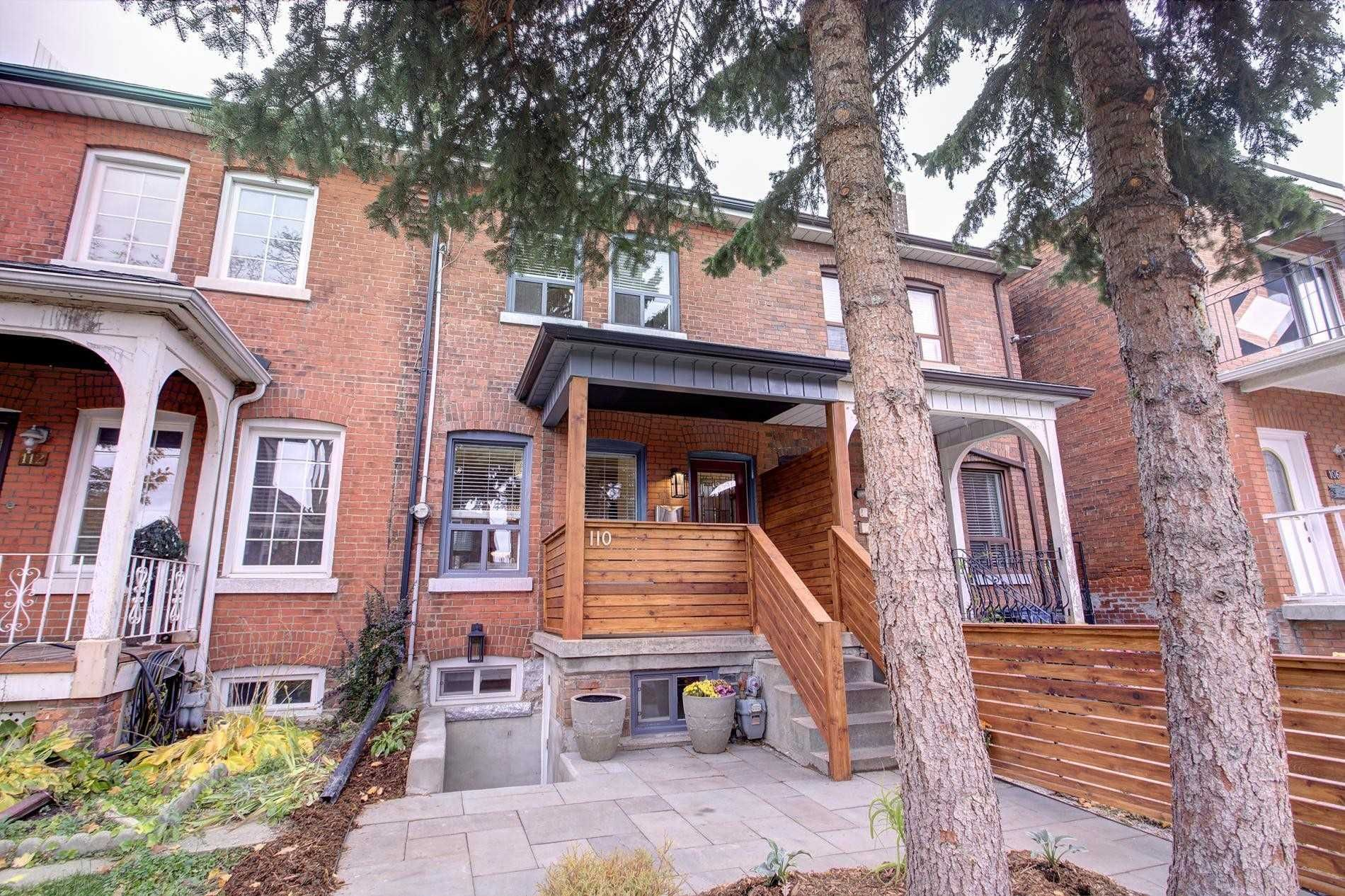 Main Photo: 110 Armstrong Avenue in Toronto: Dovercourt-Wallace Emerson-Junction House (2-Storey) for sale (Toronto W02)  : MLS®# W4970076