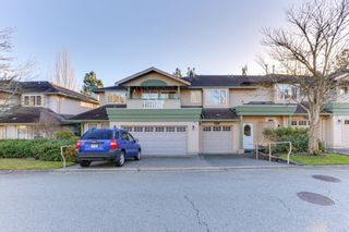 """Photo 1: 251 13888 70 Avenue in Surrey: East Newton Townhouse for sale in """"Chelsea Gardens"""" : MLS®# R2520708"""