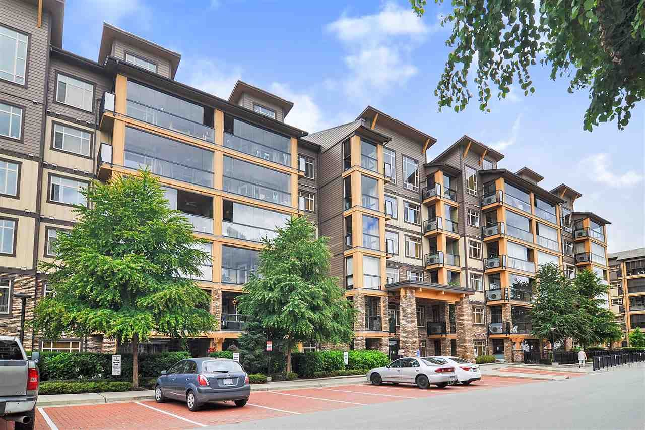 "Main Photo: 622 8067 207 Street in Langley: Willoughby Heights Condo for sale in ""Yorkson Creek Parkside 1"" : MLS®# R2468754"