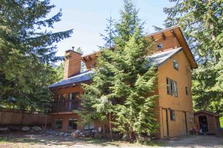 """Photo 1: 8123 ALPINE Way in Whistler: Alpine Meadows House for sale in """"Alpine Meadows"""" : MLS®# R2591210"""