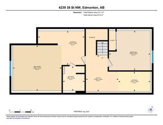 Photo 3: 4239 38 Street W in Edmonton: Zone 29 House for sale : MLS®# E4241055
