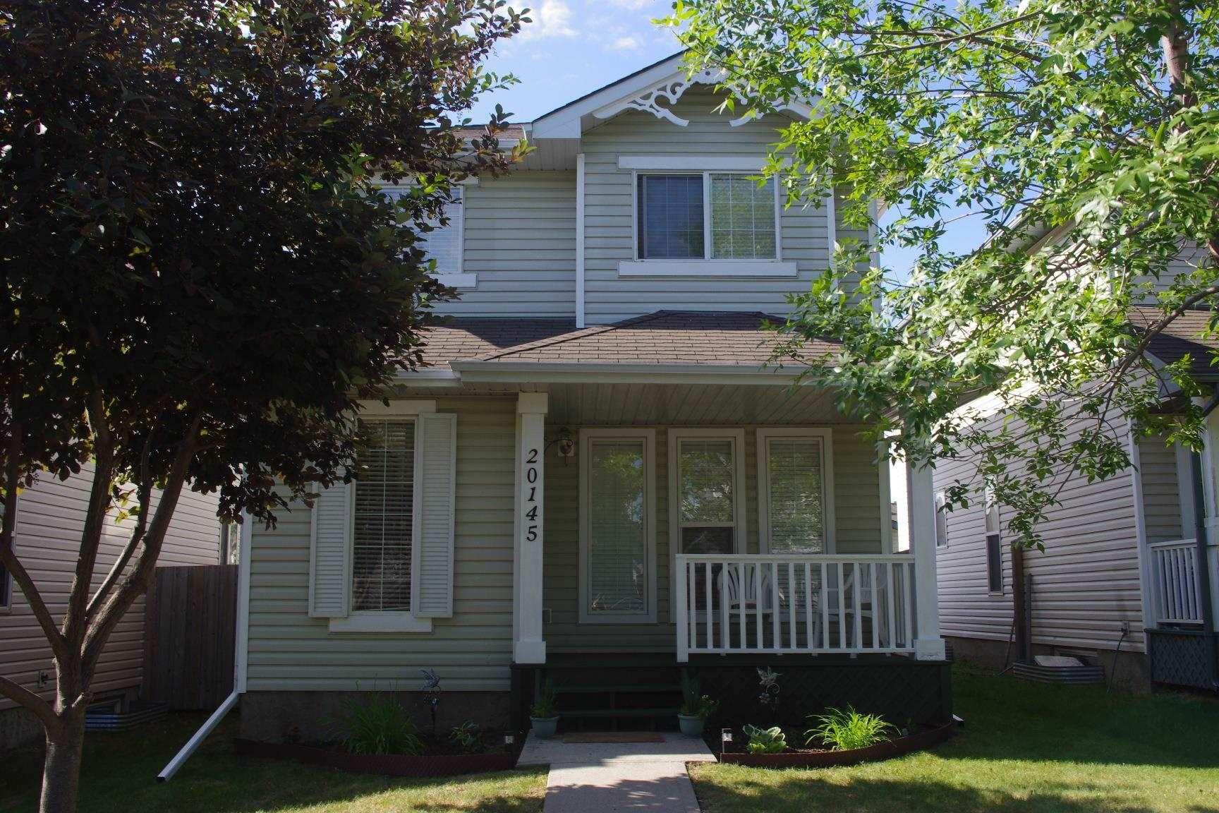 Main Photo: 20145 53 Avenue in Edmonton: Zone 58 House for sale : MLS®# E4252938