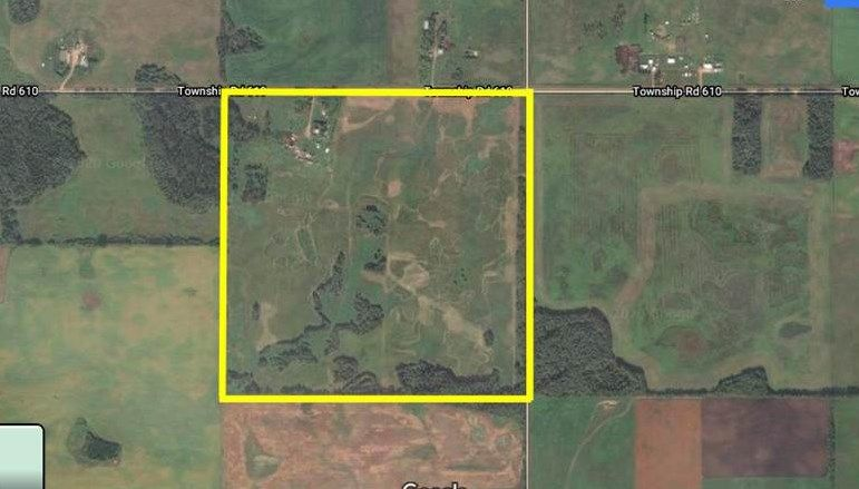 Main Photo: Twp Rd 610 RGRD 222: Rural Thorhild County Rural Land/Vacant Lot for sale : MLS®# E4221688