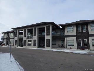 Photo 1: C1 1106 Dawson Road in Lorette: Condo for sale : MLS®# 1808253