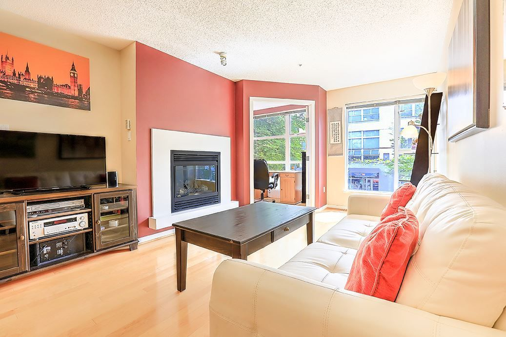 Main Photo: 207 2768 CRANBERRY DRIVE in Vancouver: Kitsilano Condo for sale (Vancouver West)  : MLS®# R2276891