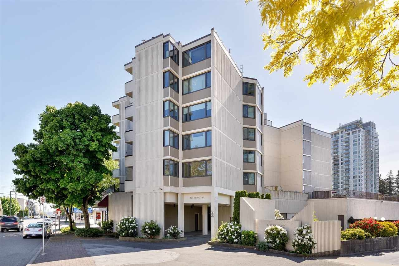 """Main Photo: 206 1521 GEORGE Street: White Rock Condo for sale in """"BAYVIEW PLACE"""" (South Surrey White Rock)  : MLS®# R2581585"""