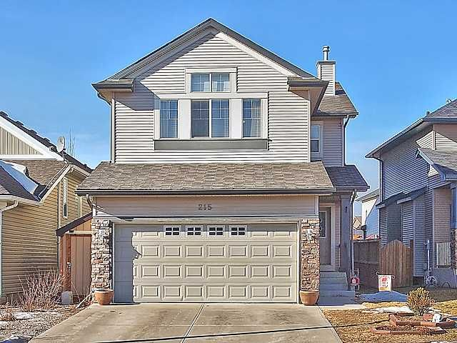 Main Photo: 215 EVANSMEADE Common NW in CALGARY: Evanston Residential Detached Single Family for sale (Calgary)  : MLS®# C3554282