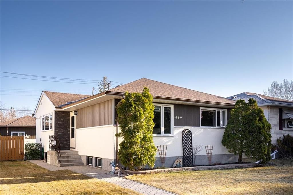 Main Photo: 419 Victoria Avenue in Winnipeg: West Transcona Residential for sale (3L)  : MLS®# 202108651
