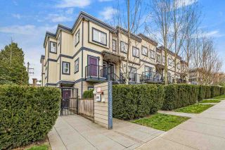 Main Photo: 111 2273 TRIUMPH Street in Vancouver: Hastings Townhouse for sale (Vancouver East)  : MLS®# R2564026