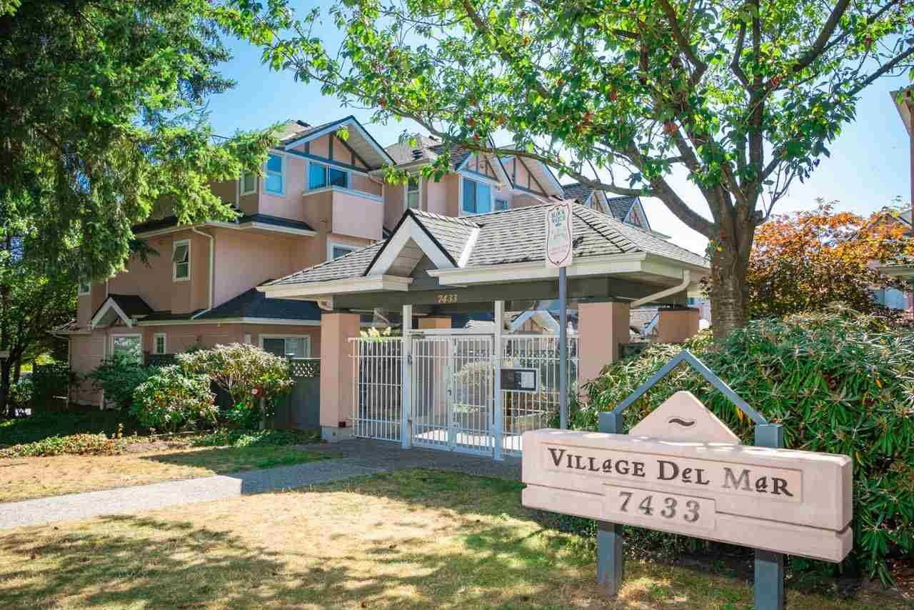 Main Photo: 17 7433 16TH STREET in : Edmonds BE Townhouse for sale : MLS®# R2413548