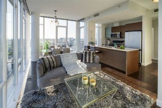 """Photo 5: 1805 7371 WESTMINSTER Highway in Richmond: Brighouse Condo for sale in """"Lotus"""" : MLS®# R2449971"""