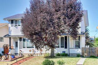 Photo 1: 7811 22 Street SE in Calgary: Ogden Semi Detached for sale : MLS®# A1134886