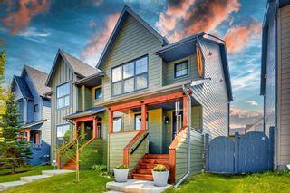 Main Photo: 69 Walden Drive SE in Calgary: Walden Semi Detached for sale : MLS®# A1127735