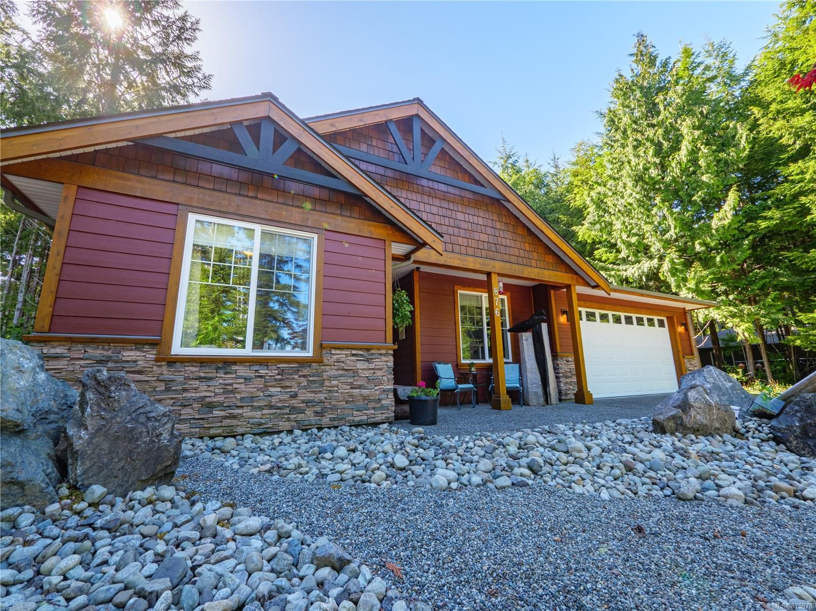 Main Photo: 876 Elina Rd in : PA Ucluelet House for sale (Port Alberni)  : MLS®# 875978