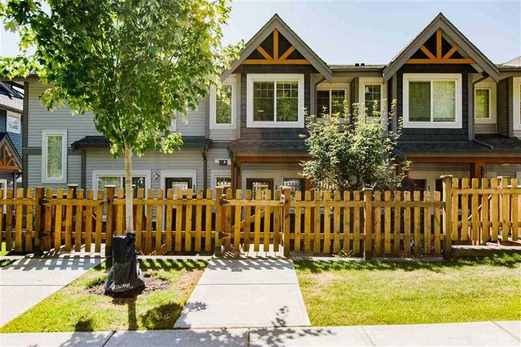 """Main Photo: 15 22810 113 Avenue in Maple Ridge: East Central Townhouse for sale in """"Ruxton Village"""" : MLS®# R2488284"""