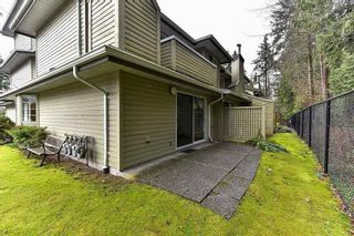 """Photo 19: 107 1386 LINCOLN Drive in Port Coquitlam: Oxford Heights Townhouse for sale in """"MOUNTAINS PARK VILLAGE"""" : MLS®# R2147747"""