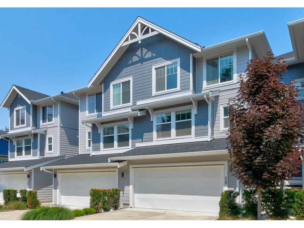 """Main Photo: 28 15717 MOUNTAIN VIEW Drive in Surrey: Grandview Surrey Townhouse for sale in """"Olivia"""" (South Surrey White Rock)  : MLS®# R2600355"""