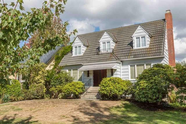 Main Photo: 6644 EAST BLVD in Vancouver: Kerrisdale House for sale (Vancouver West)  : MLS®# R2001357