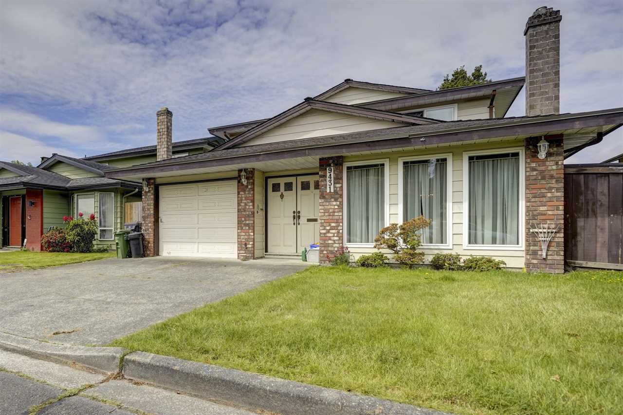 Main Photo: 9431 REKIS Gate in Richmond: Woodwards House for sale : MLS®# R2458491