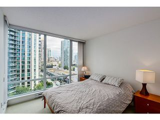 """Photo 6: 1106 1495 RICHARDS Street in Vancouver: Yaletown Condo for sale in """"AZURA II"""" (Vancouver West)  : MLS®# V1068799"""