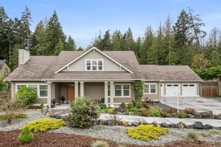 Photo 1: 2962 Roozendaal Rd in : ML Shawnigan House for sale (Malahat & Area)  : MLS®# 874235