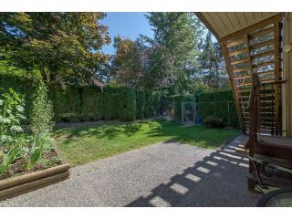 """Photo 20: 1 2962 NELSON Place in Abbotsford: Central Abbotsford Townhouse for sale in """"WILLBAND CREEK"""" : MLS®# F1443455"""