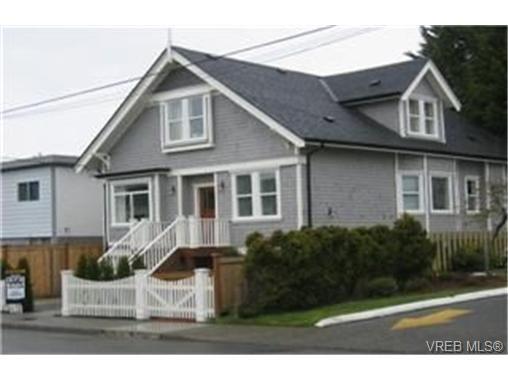 Main Photo:  in VICTORIA: Vi James Bay Half Duplex for sale (Victoria)  : MLS®# 447587